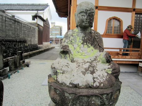 国分寺地蔵石仏