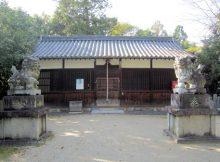 孝霊神社拝殿