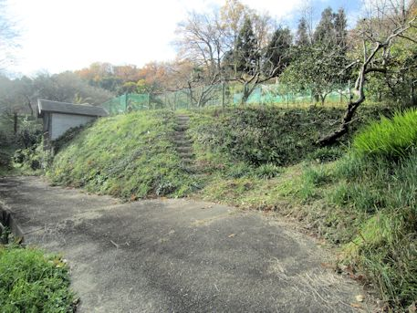 小谷古墳のアクセスポイント