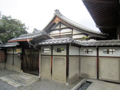 大光寺の寺務所