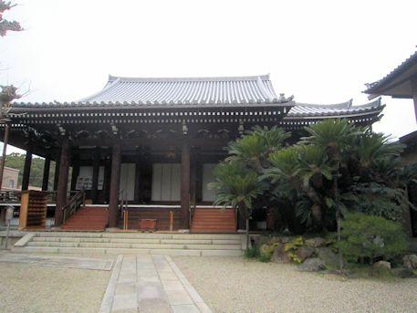 浄教寺本堂