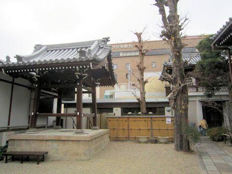 浄教寺の鐘楼