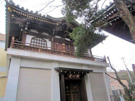 浄教寺境内