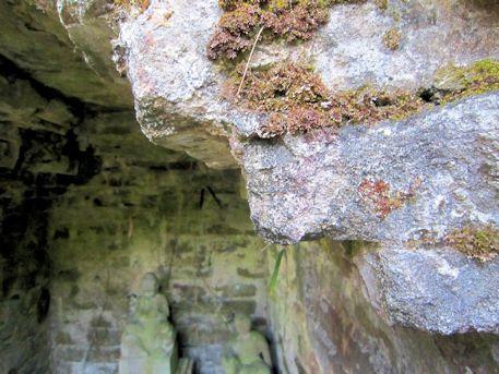 舞谷2号墳の磚槨式石室