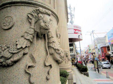 南都銀行の羊