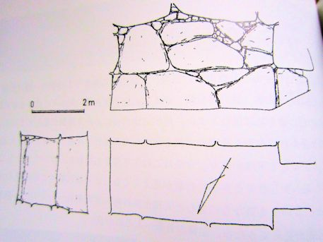 立子塚古墳の横穴式石室