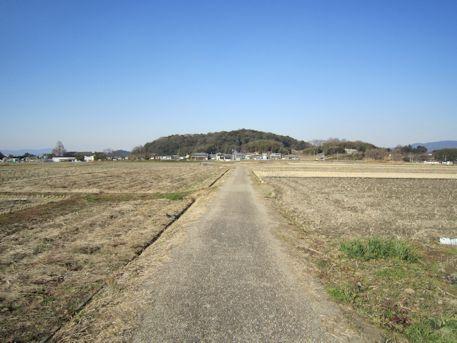 大官大寺跡のアクセスルート