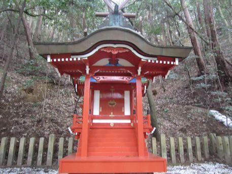 豊日神社本殿