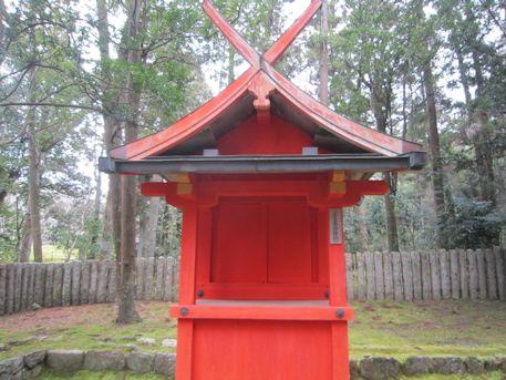 壺神神社の祠