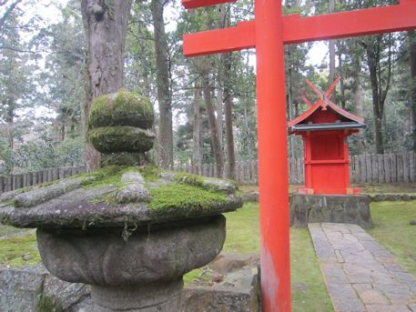 春日大社の壺神神社