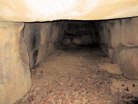 ウワナリ塚古墳の玄門