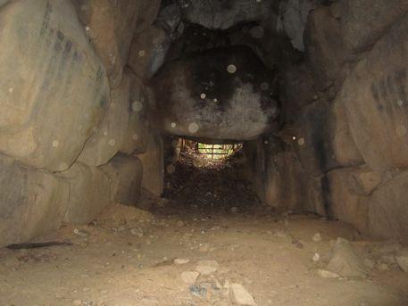 ウワナリ塚古墳の玉響