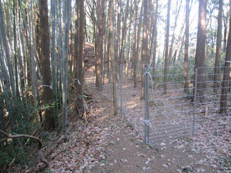 赤坂天王山3号墳のアクセス