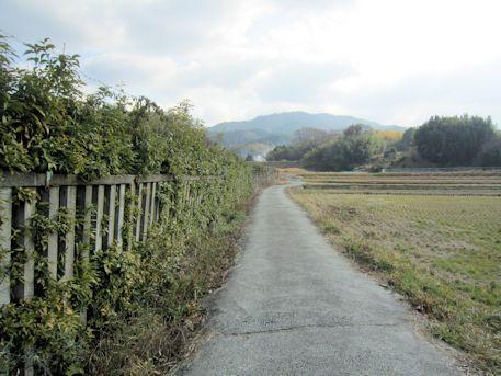 峯塚古墳のアクセスルート