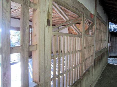 天岩戸神社の結界