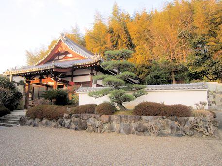 瑞景寺本堂