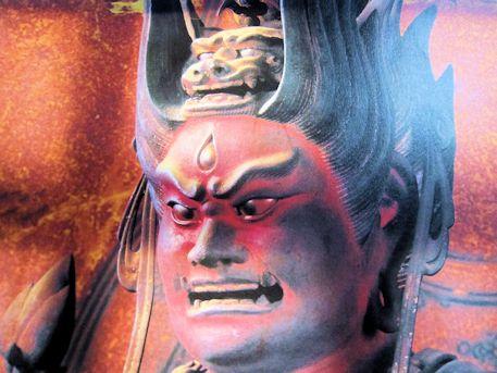 西大寺愛染明王坐像