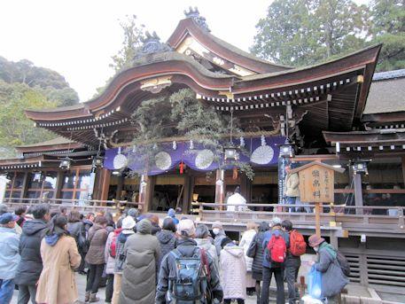 大神神社のおんだ祭