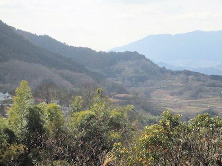 明日香村細川の風景