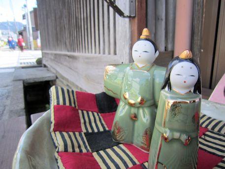 高取町の雛人形