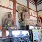 喜光寺本堂の仏像