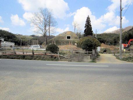 カンジョ(乾城)古墳
