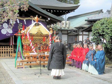 大神神社の宮司