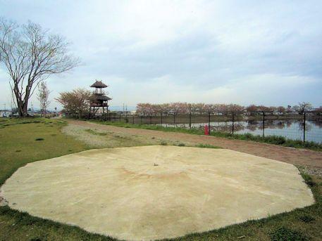 唐古池周辺風景