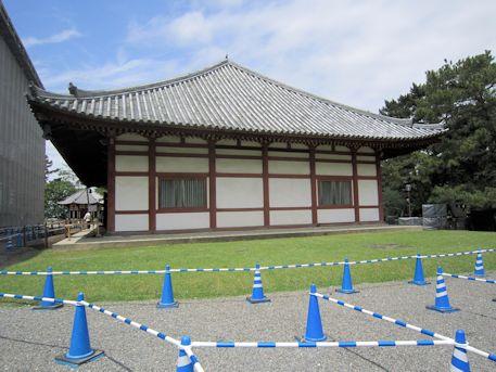 興福寺仮講堂