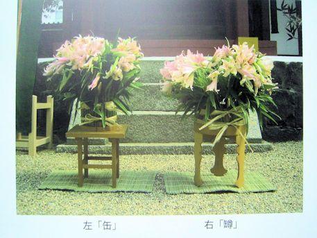 三枝祭の酒樽