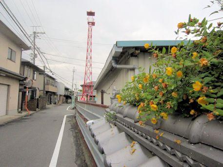 白堤神社のアクセスルート