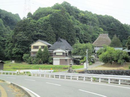 福住の西念寺
