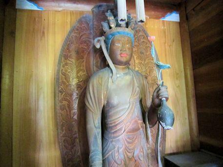 西念寺の十一面観音