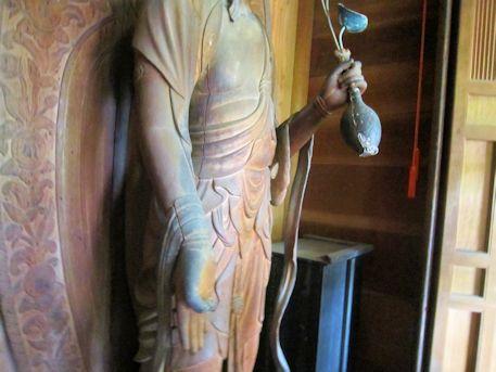 西念寺十一面観音