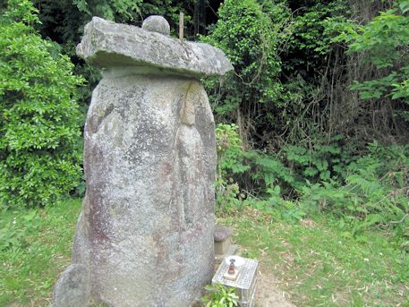福住の阿弥陀石仏