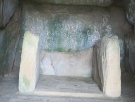 烏土塚古墳の石棺