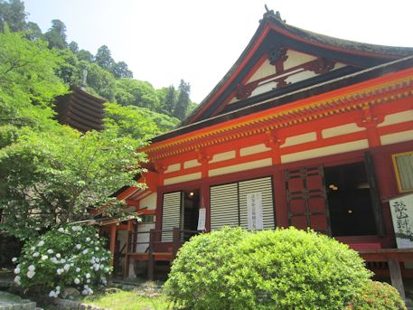 談山神社十三重塔の模型