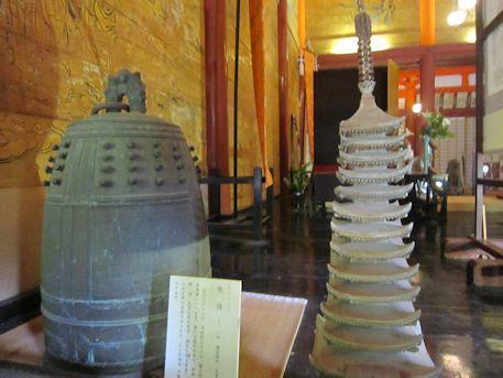 談山神社の梵鐘