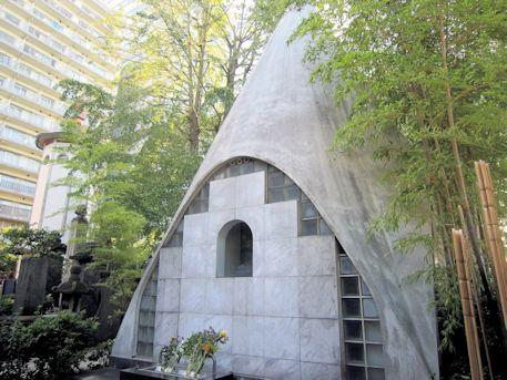 鼠小僧次郎吉の墓