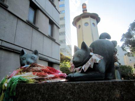 猫の供養墓