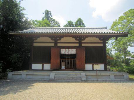 海龍王寺西金堂