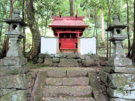三社神社社殿