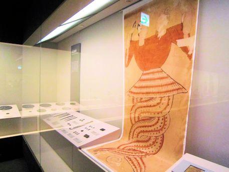 伏羲女媧の棺布