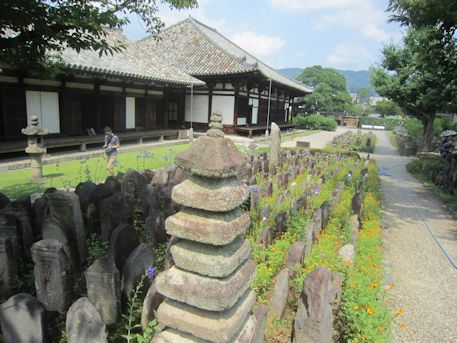 元興寺極楽坊と禅室