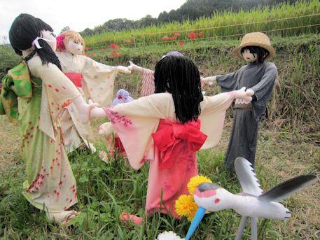 Asuka Scarecrow Contest
