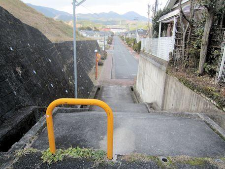 奥ノ芝2号墳のアクセスルート