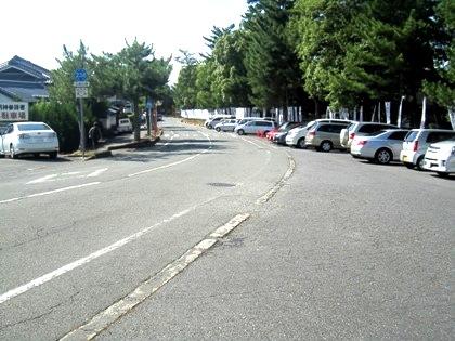 大神神社無料駐車場