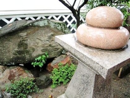 林神社の饅頭