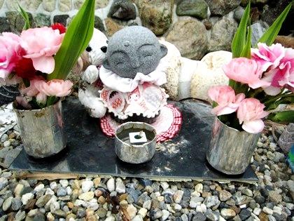 水子供養の極楽寺