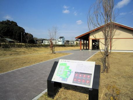 尼寺廃寺跡
